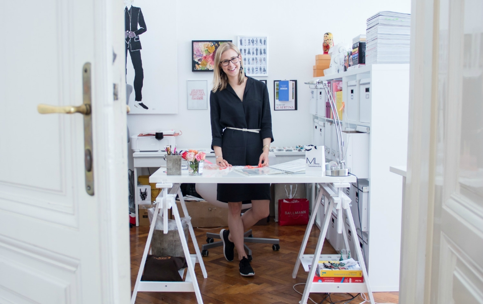 Job Report: Mascha Lina, Schmuckdesignerin