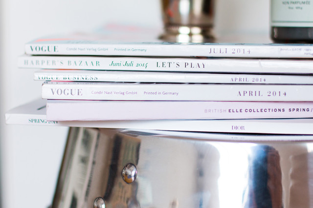 Heart To Heart: Blogs vs. Magazines