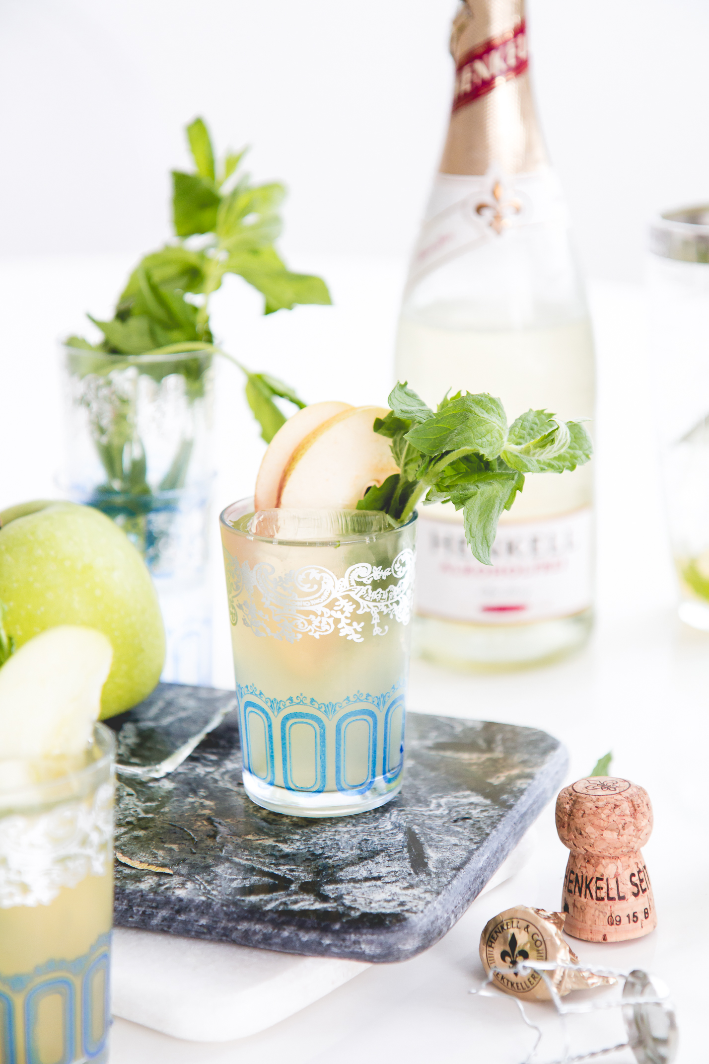 Henkell Alkoholfrei Cocktail Rezept: Summer Strudel | Love Daily Dose