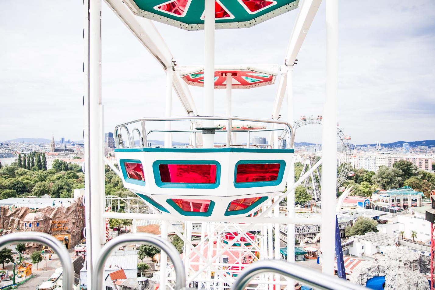#tddbucketlist: Ferris Wheel Vienna | Love Daily Dose