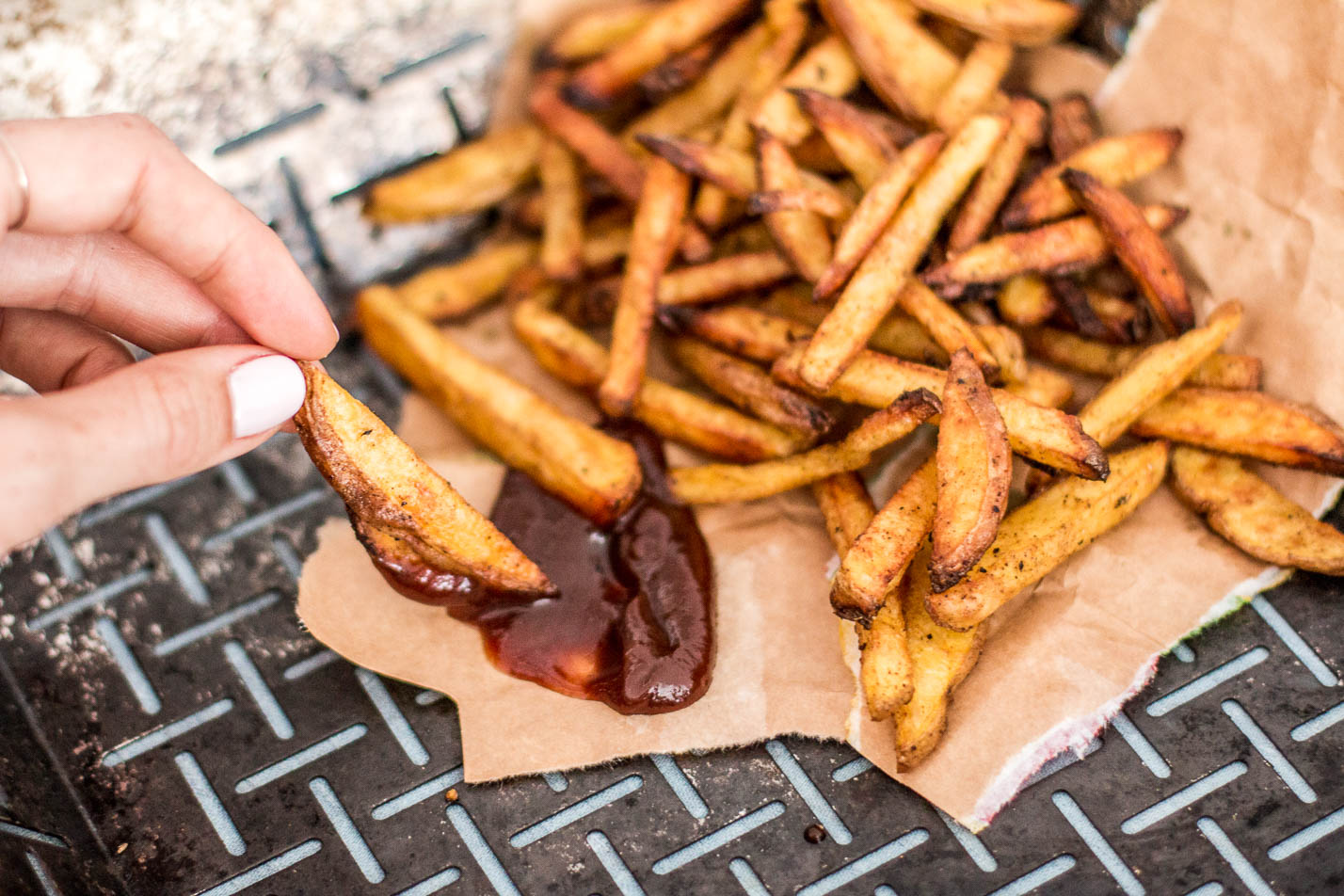 Recipe: Crispy Oven-Baked French Fries   Love Daily Dose