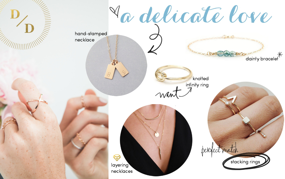 Etsy Picks: Delicate Jewellery – Reloaded