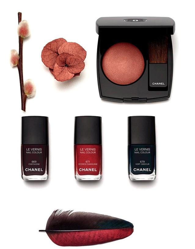Chanel Beauty: Les Automnales FW 2015 | Love Daily Dose