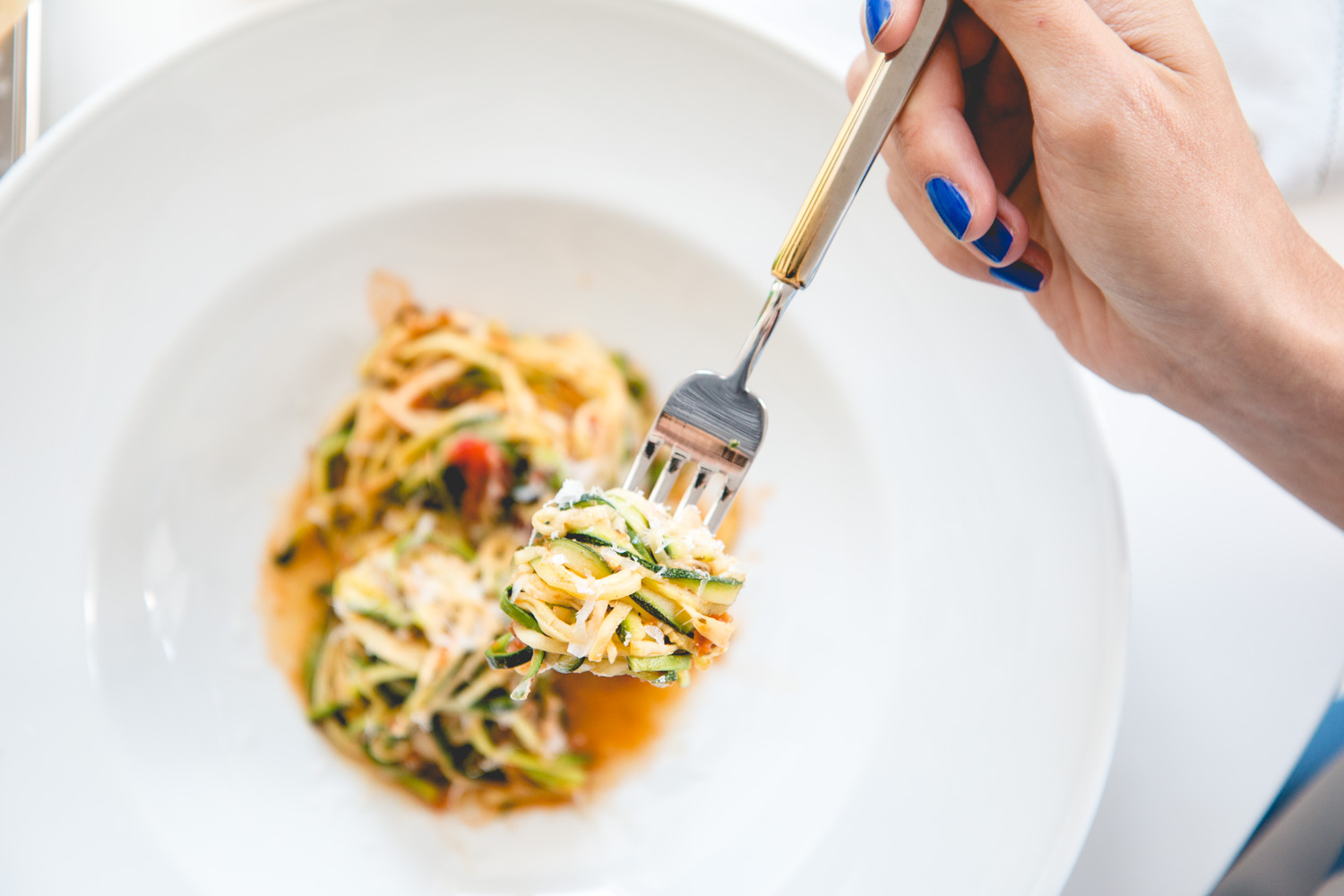 Veggie Zoodles | The Daily Dose