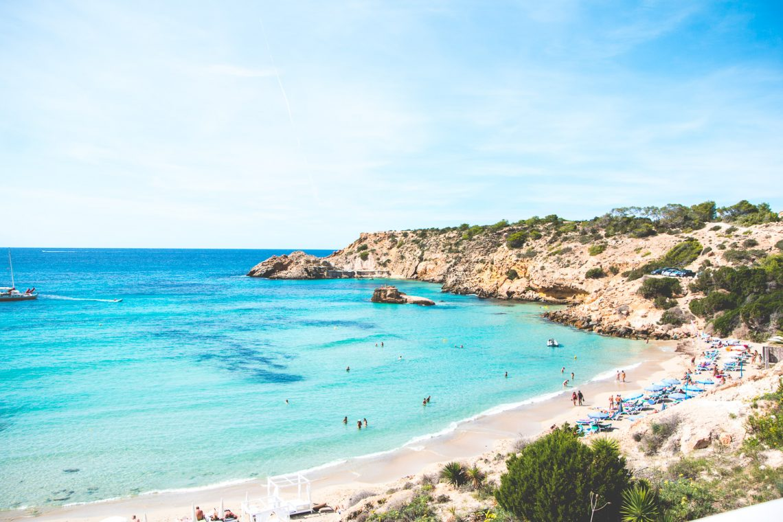 Travel Diary: Girls Trip to Ibiza