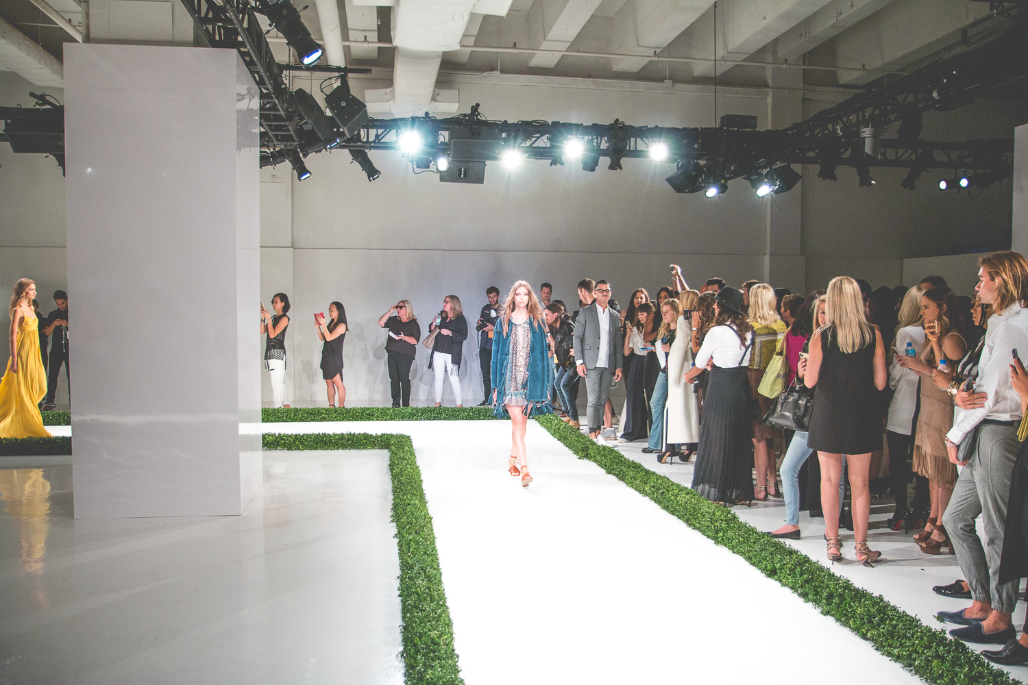 Heart to Heart: Fashion Week | Love Daily Dose