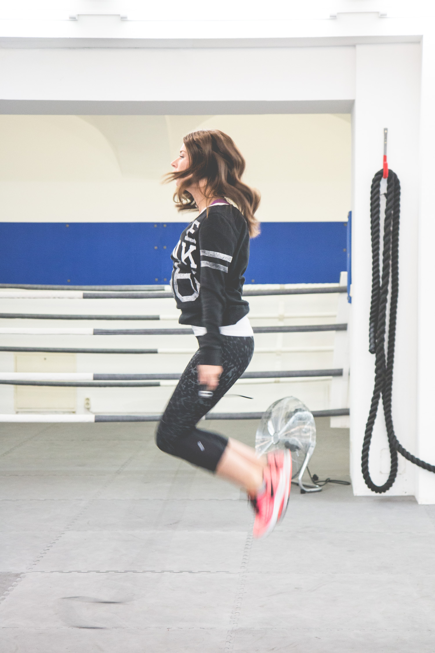 Boxing Fitness at Backyard Vienna | The Daily Dose