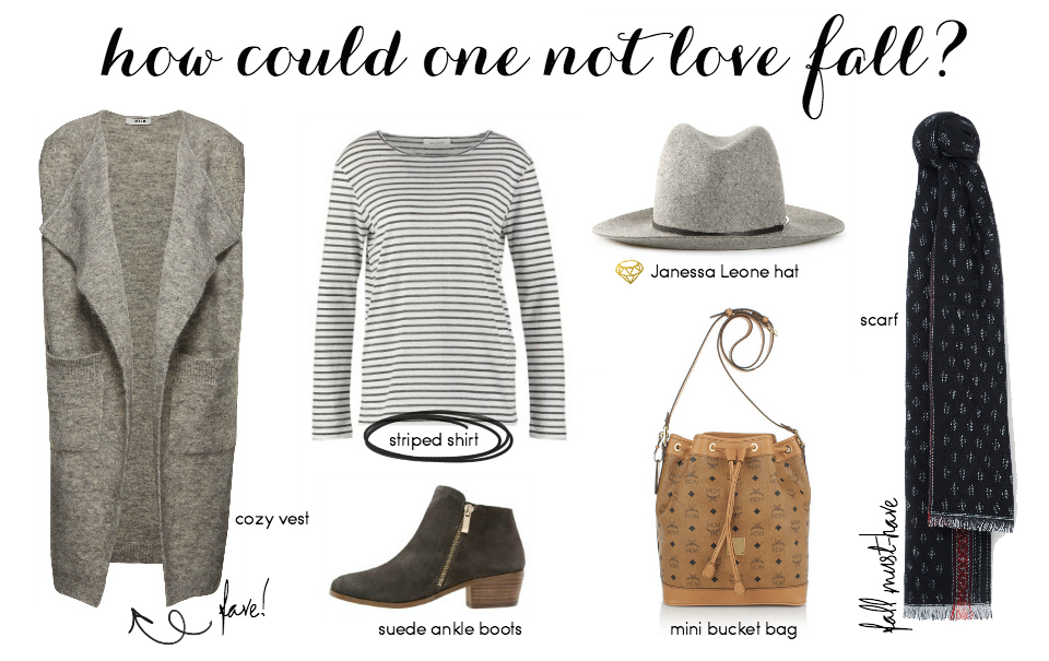 Steals & Finds: Autumn Must-Haves