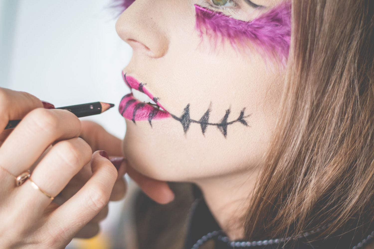 Halloween Make-up | The Daily Dose