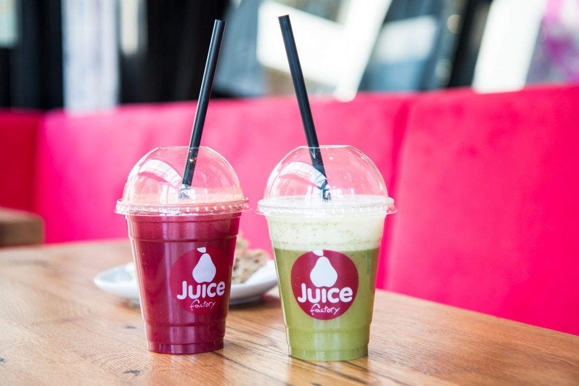 Vienna Picks: Juice Factory
