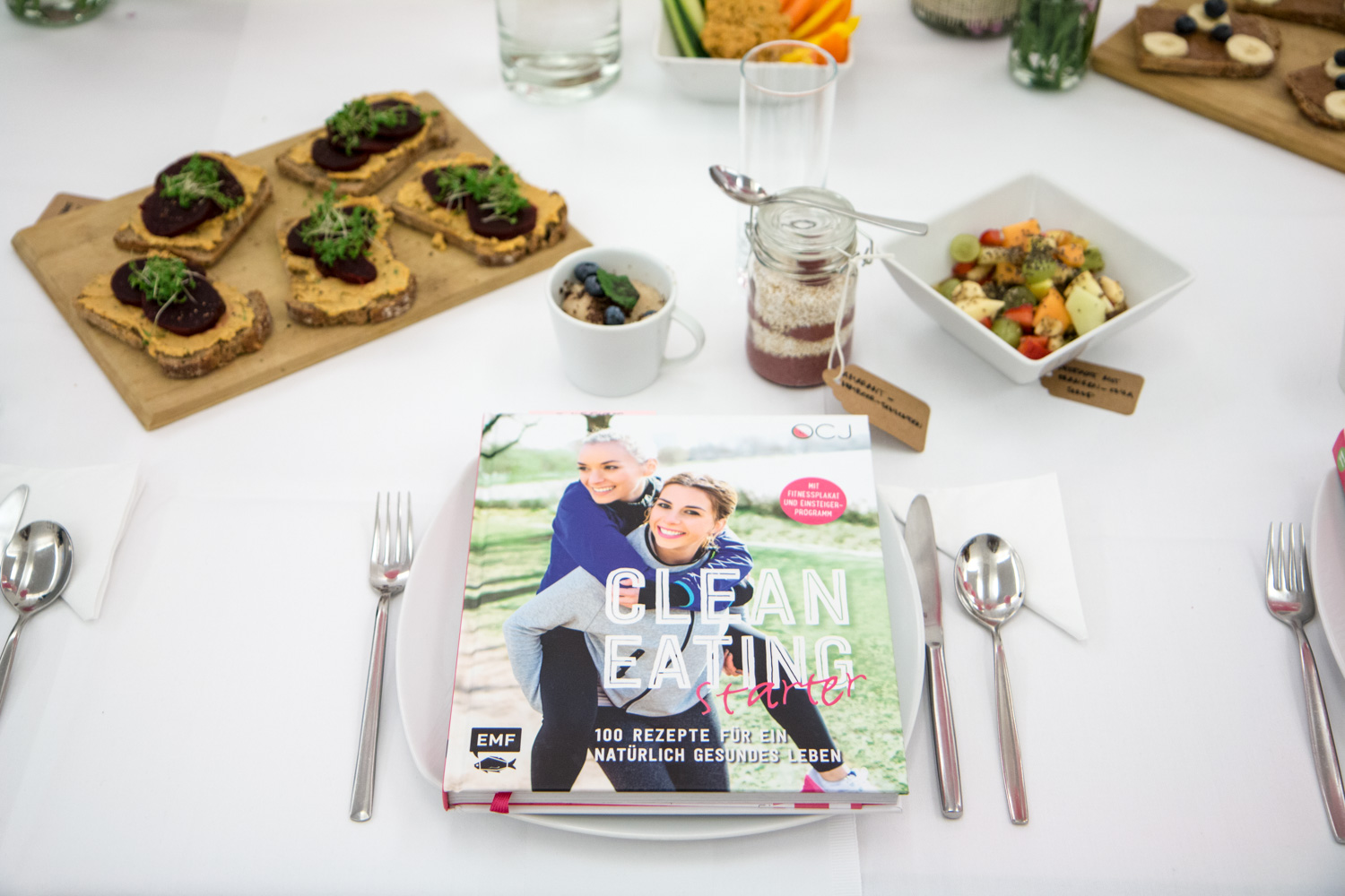 Book Review: Clean Eating Starter | The Daily Dose