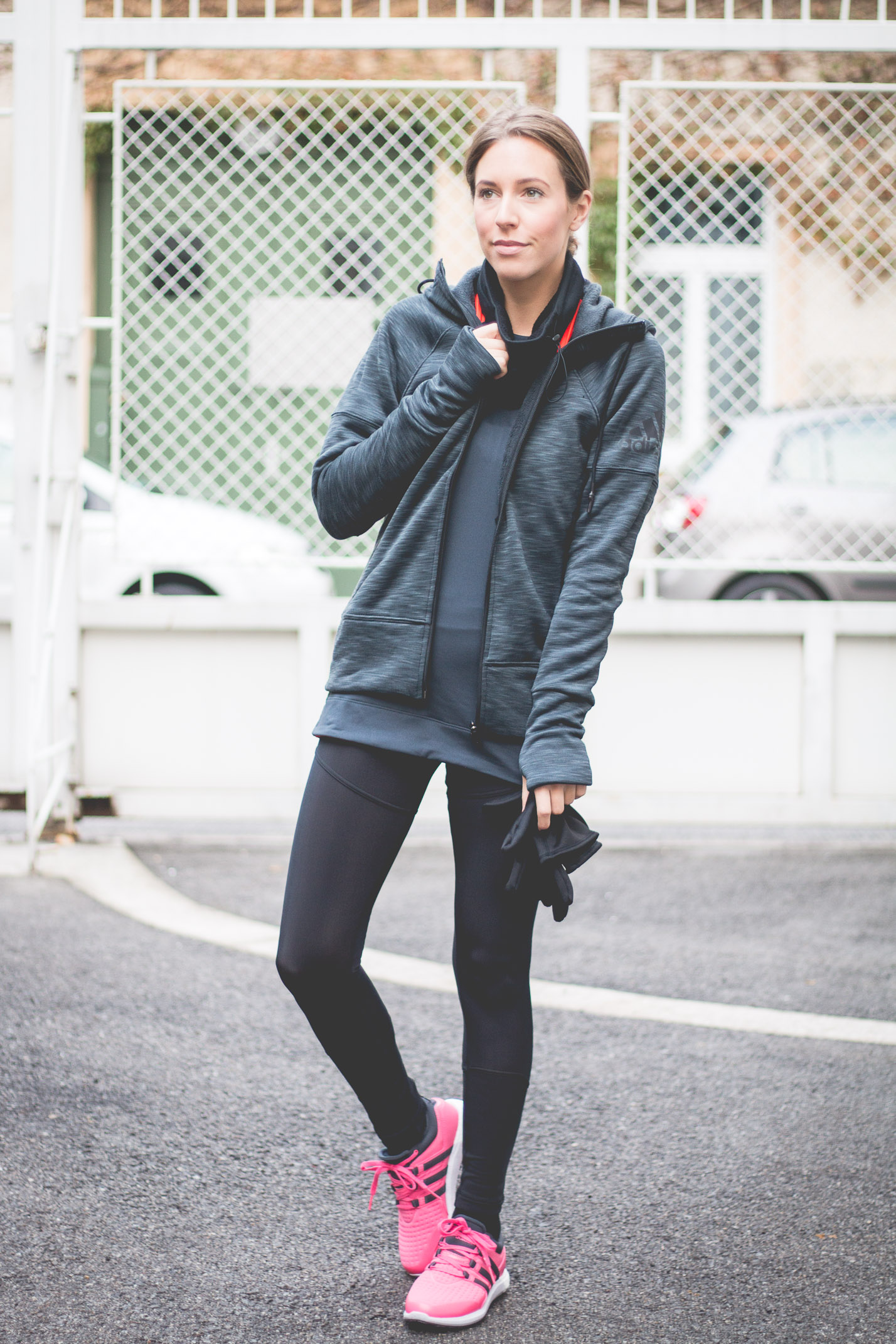 Adidas Climaheat - Running in Winter | Love Daily Dose