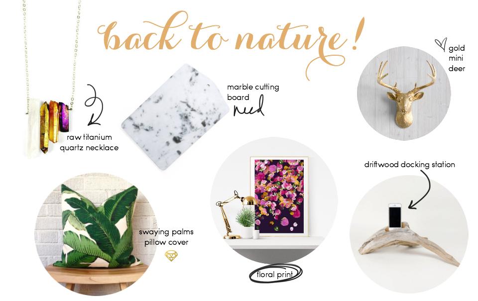 Etsy Picks: Nature's Calling