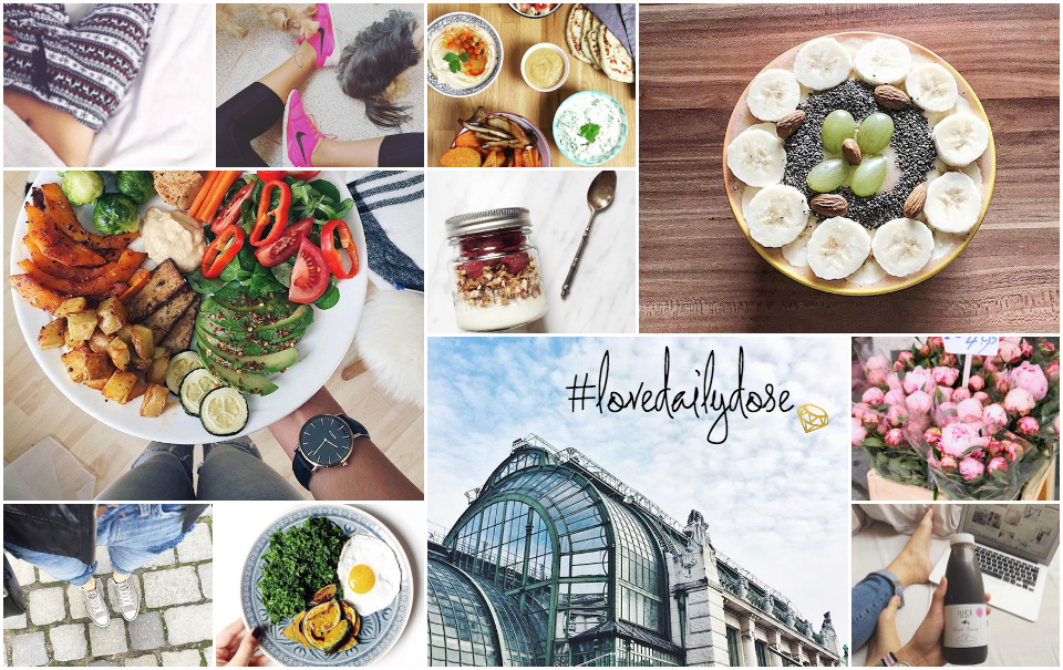 #lovedailydose: our favorite (healthy) pics