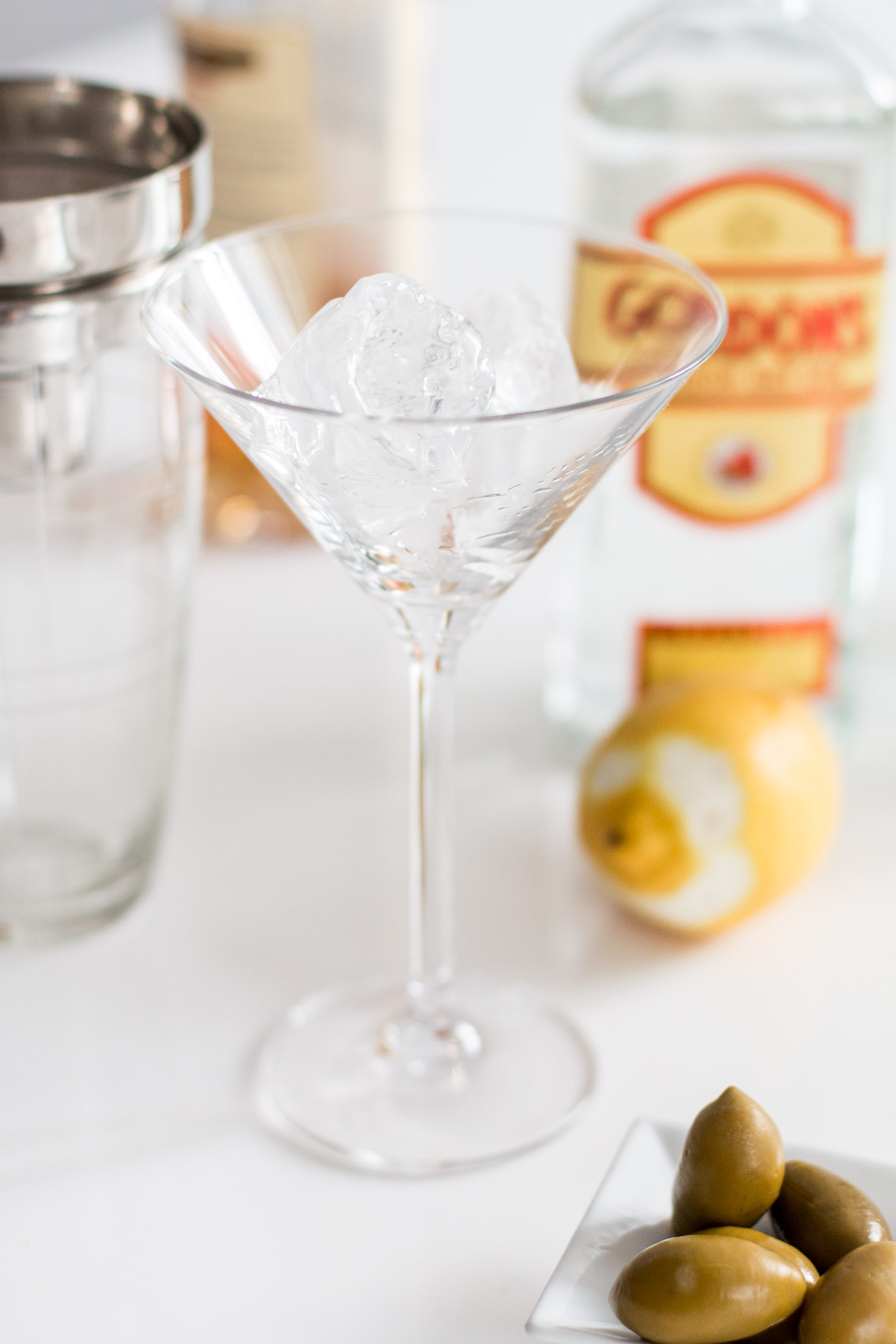James Bond Cocktail: The Vesper | Love Daily Dose