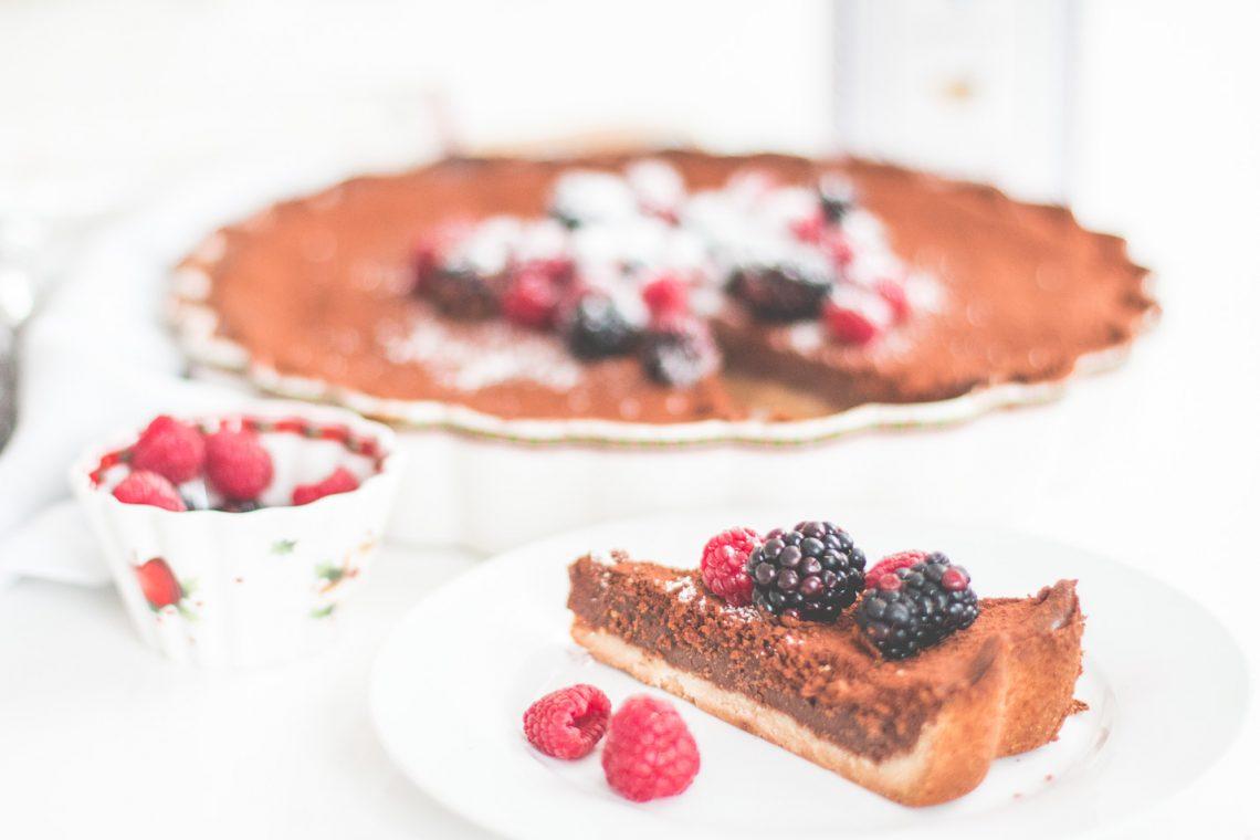 Winter Bakery: Choco-Cheesecake