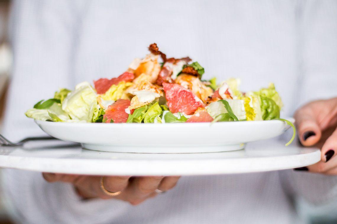 L.A. Inspired Turkey Salad