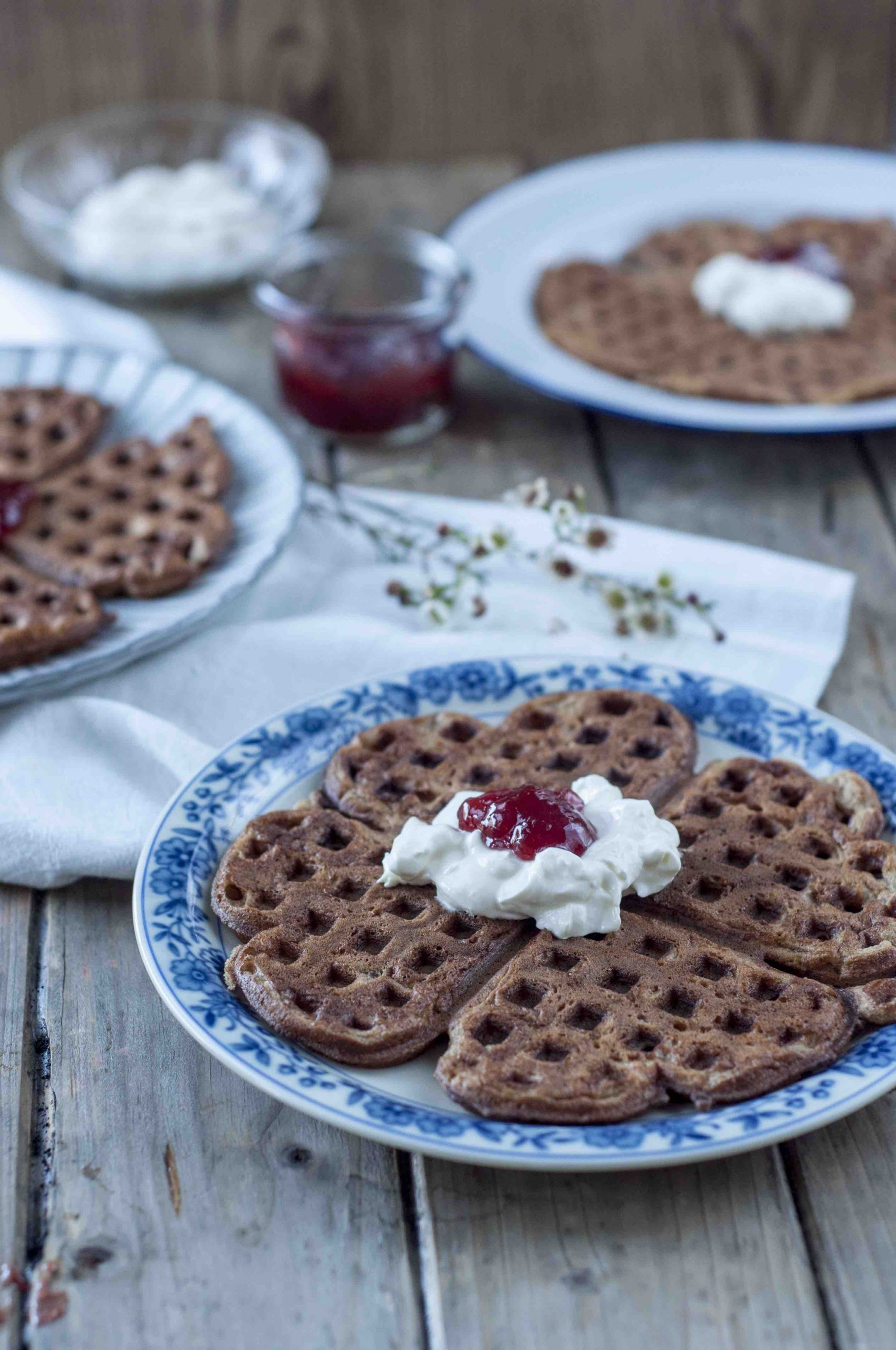 Recipe: Lebkuchenwaffeln | The Daily Dose