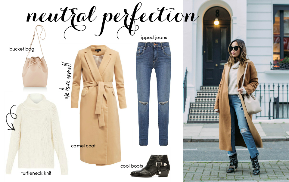 Steal Her Style: Neutral Layers By Aimee Song
