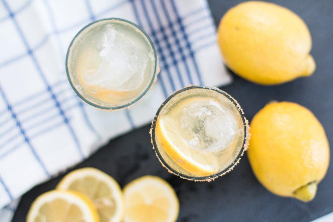Bubbly Friday: Whiskey Lemonade