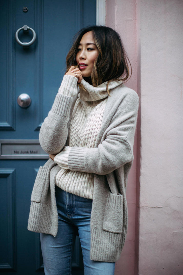Steal Her Style: Neutral Layers | The Daily Dose