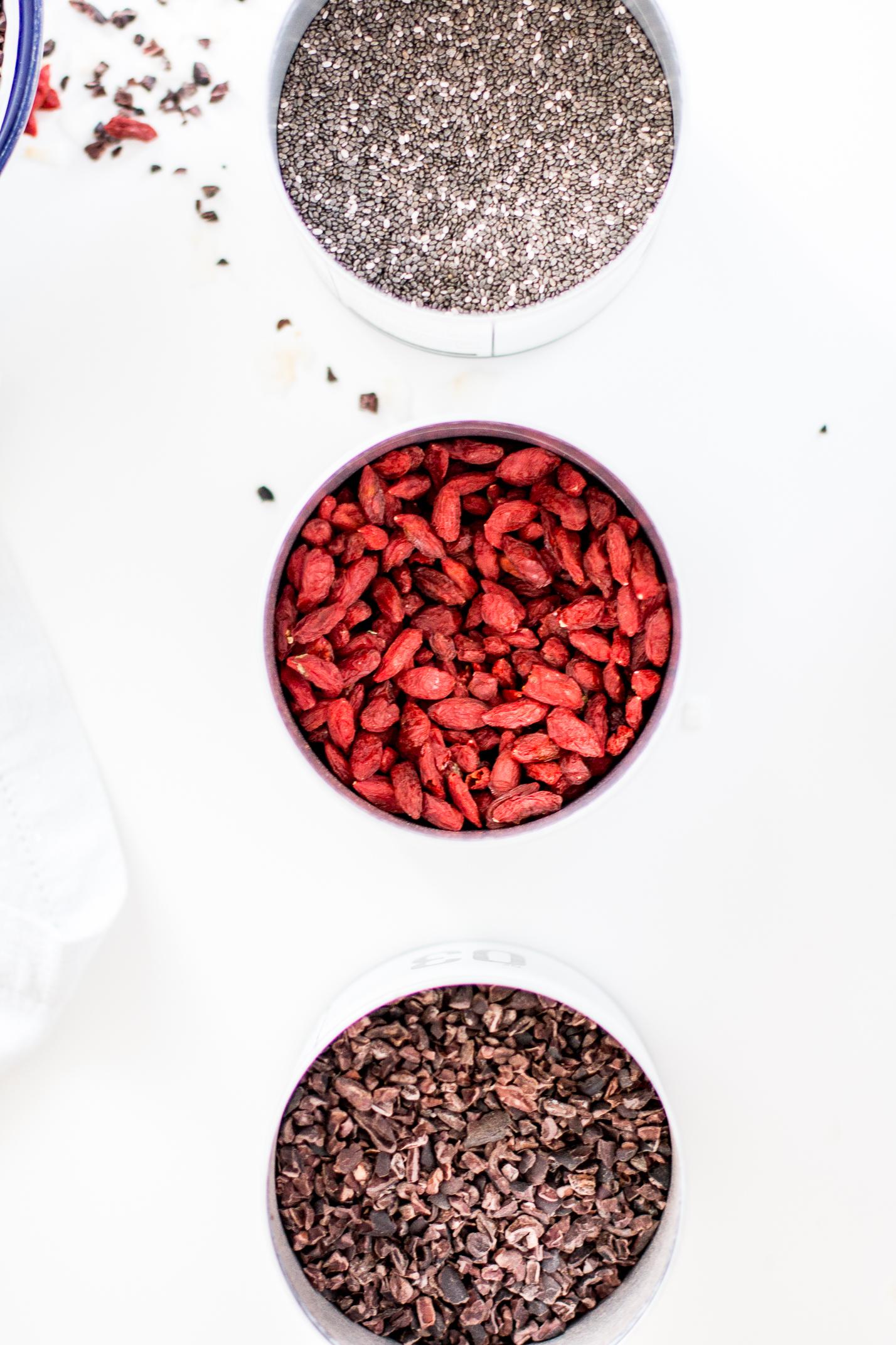 Healthy Winter Porridge Recipe | Love Daily Dose
