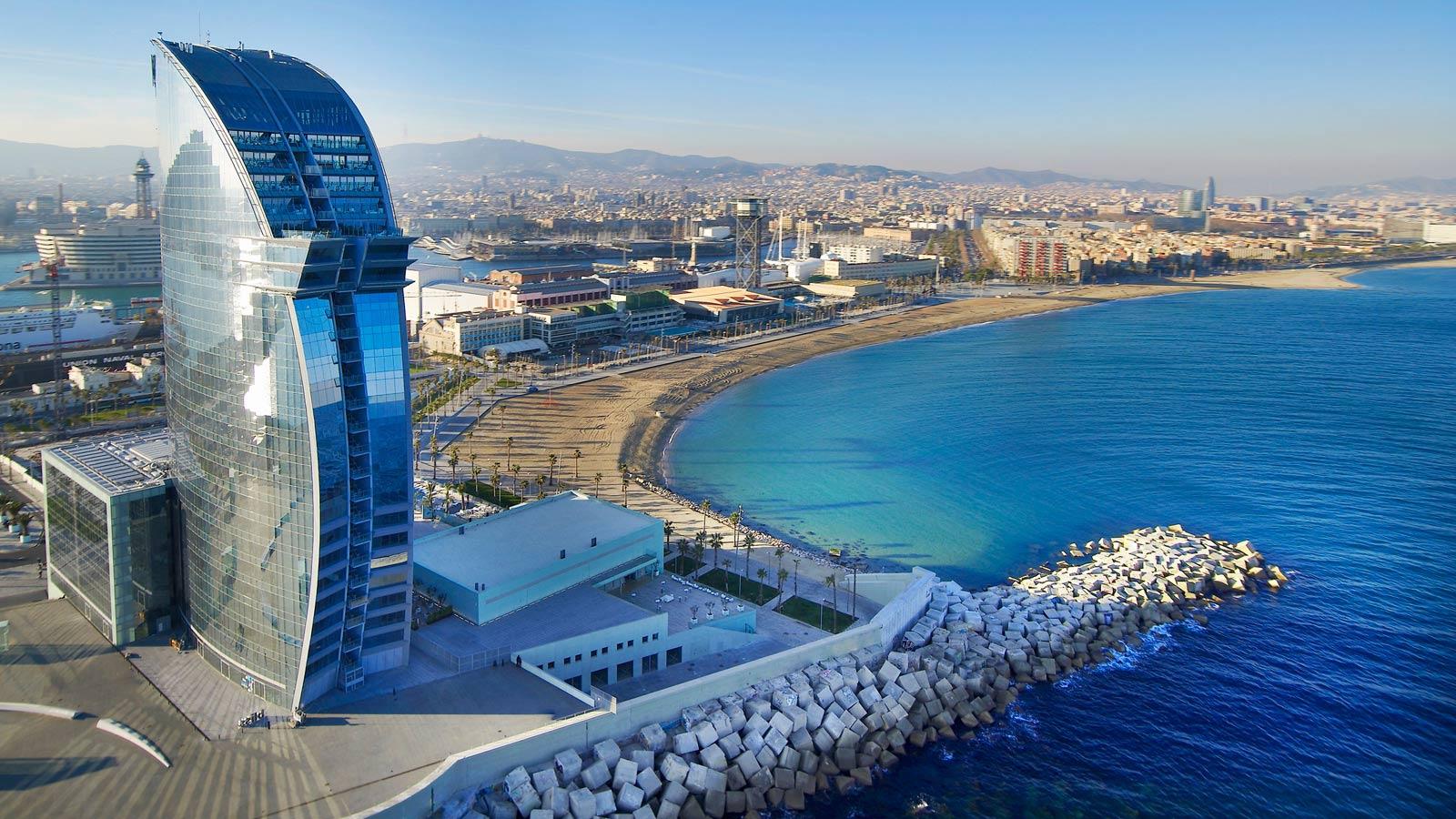Wanderlust: W Hotel Barcelona | Love Daily Dose