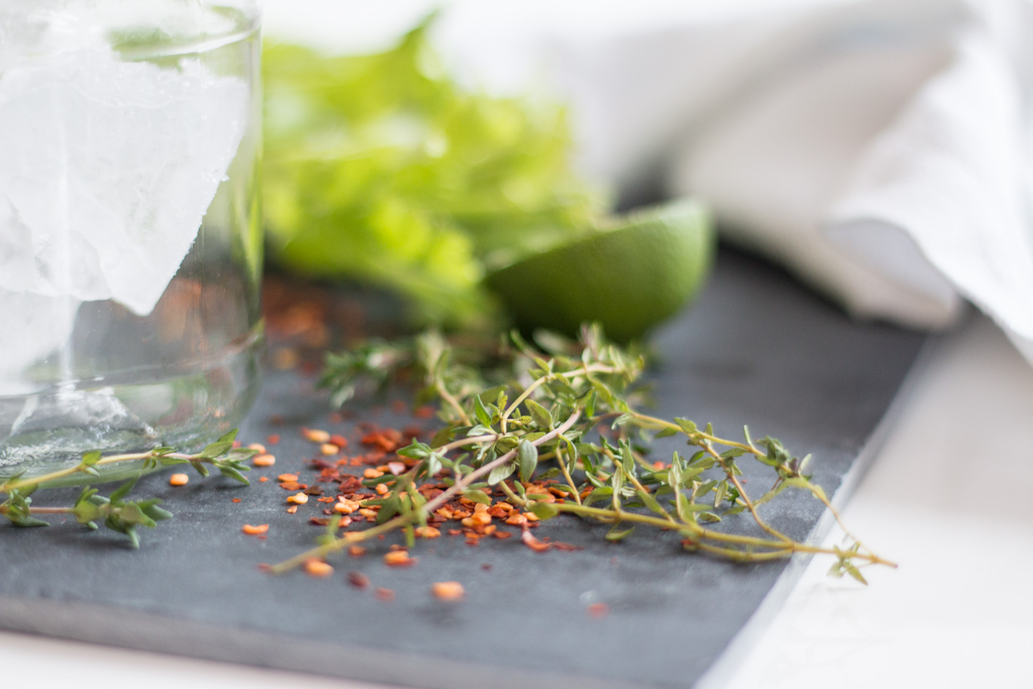 Herbal Bloody Mary | The Daily Dose