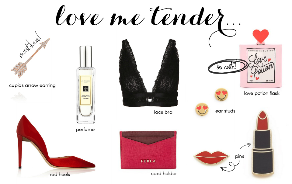 Steals & Finds: Valentines Day