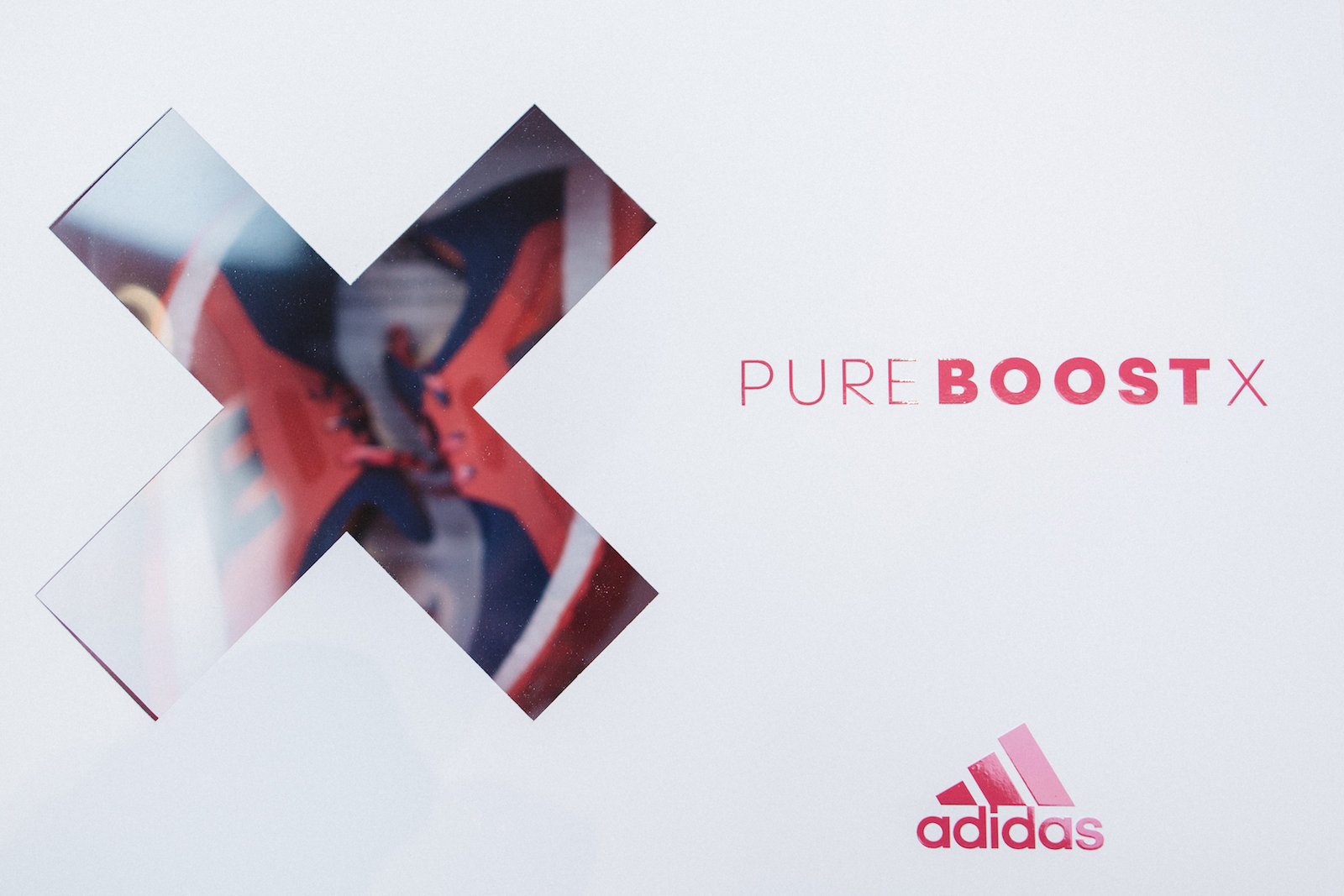 Let's Work Out: Adidas Pure Boost X Women's Running Shoe | Love Daily Dose
