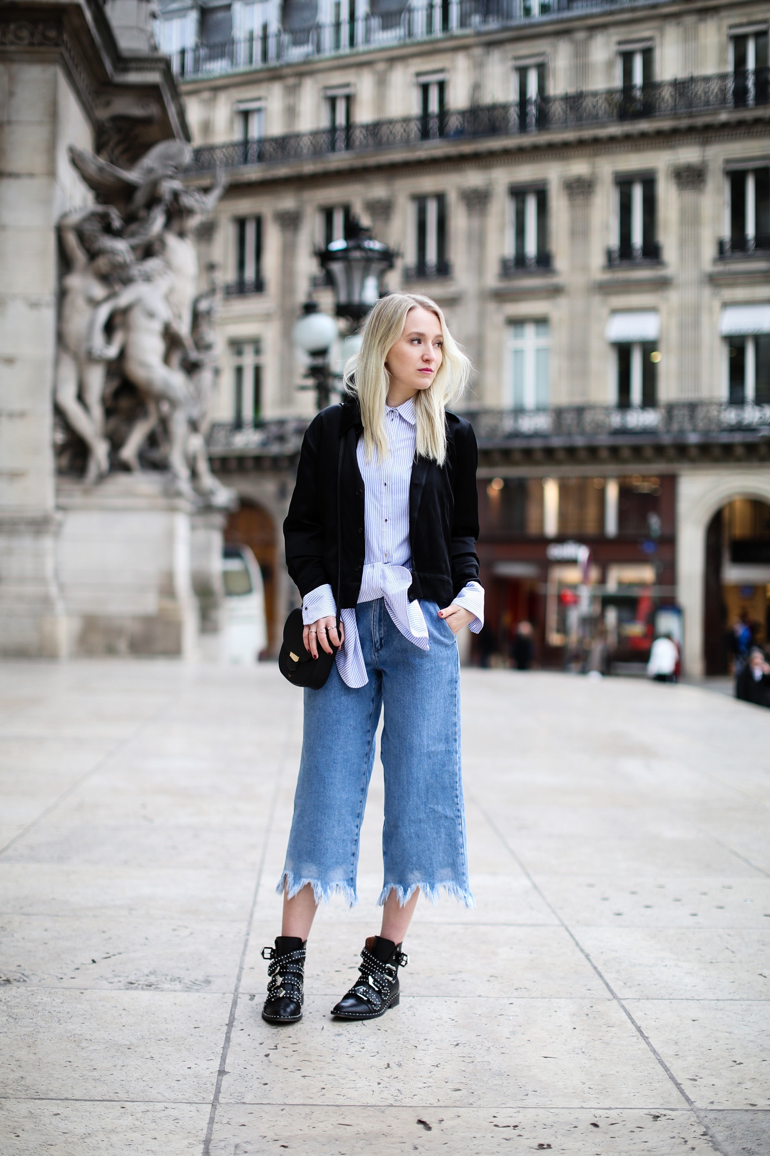 Steal Her Style: Not Your Baby Bomber Jacket by Style Shiver   Love Daily Dose