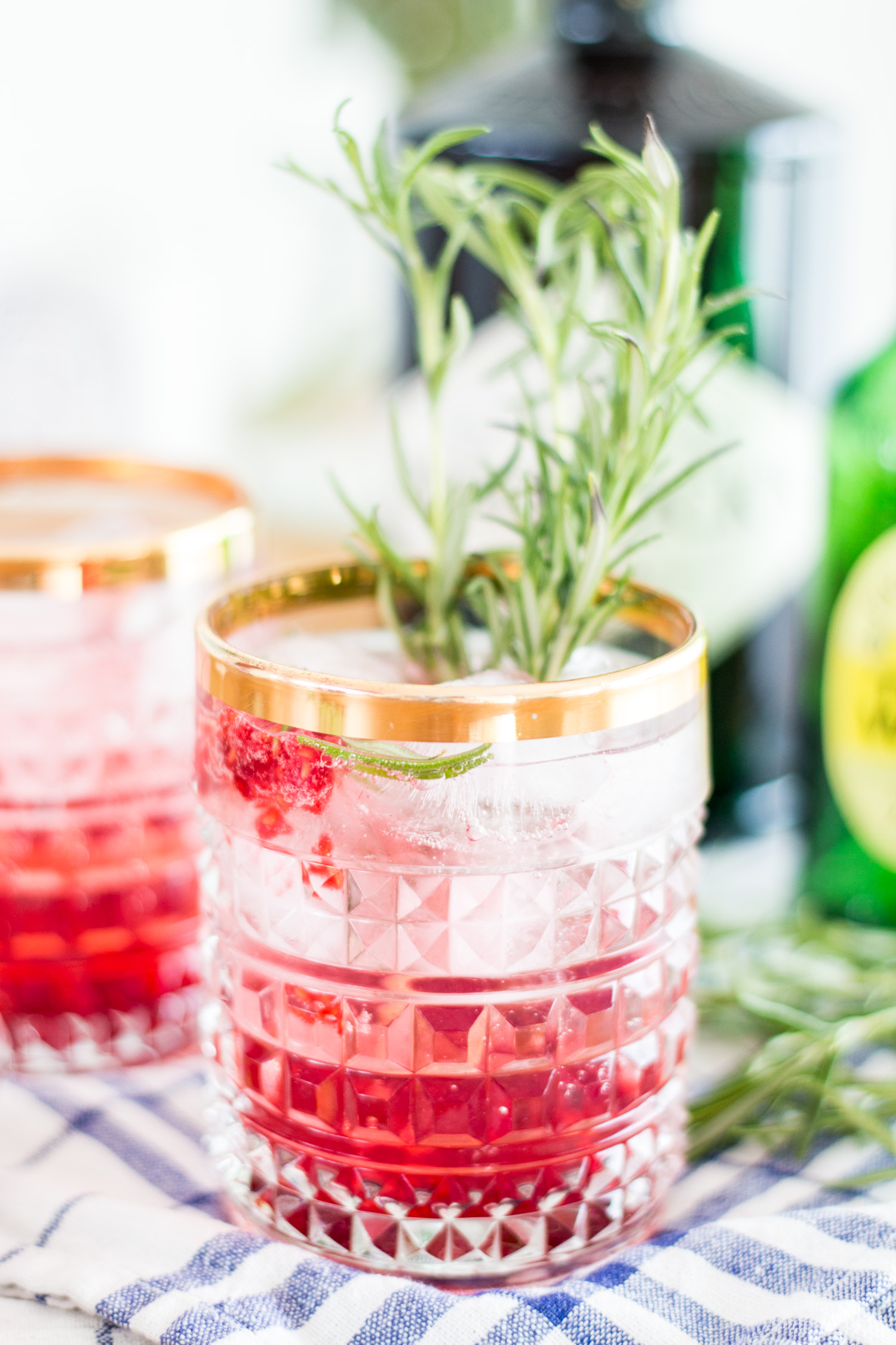 Bubbly Friday: Elderflower Gin Tonic | The Daily Dose