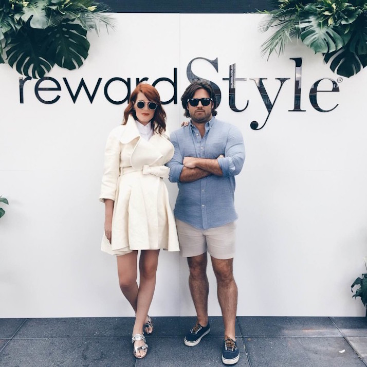 Girls Crush: Amber Venz, Rewardstyle | The Daily Dose
