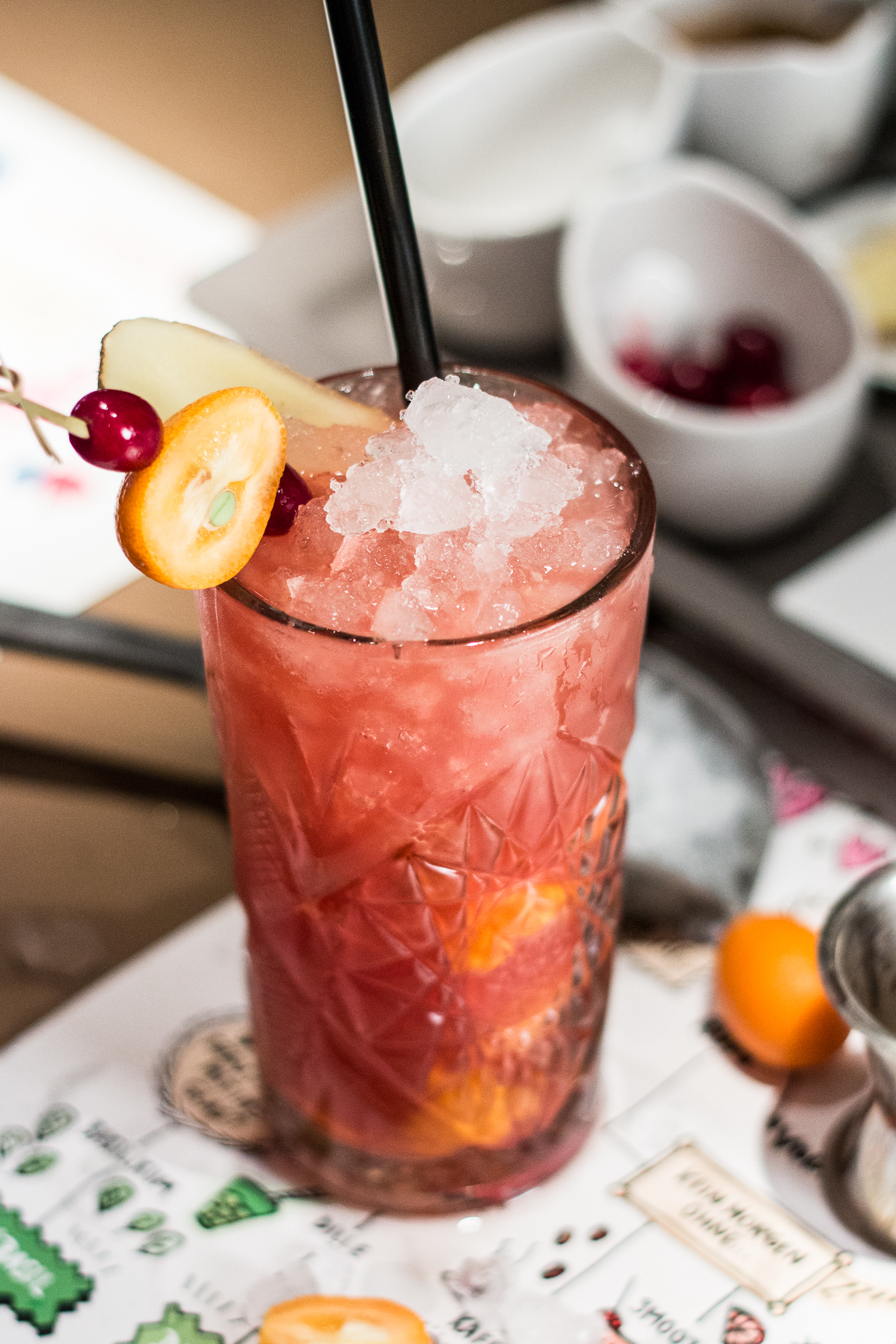 Joma Wien - Jolly Roger Cocktail Recipe | Love Daily Dose