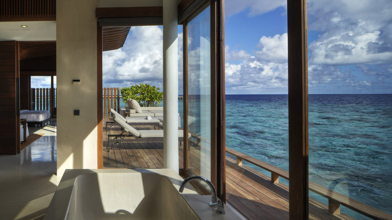 5 Hotels Maldives: Park Hyatt Maldives Hadahaa | Love Daily Dose