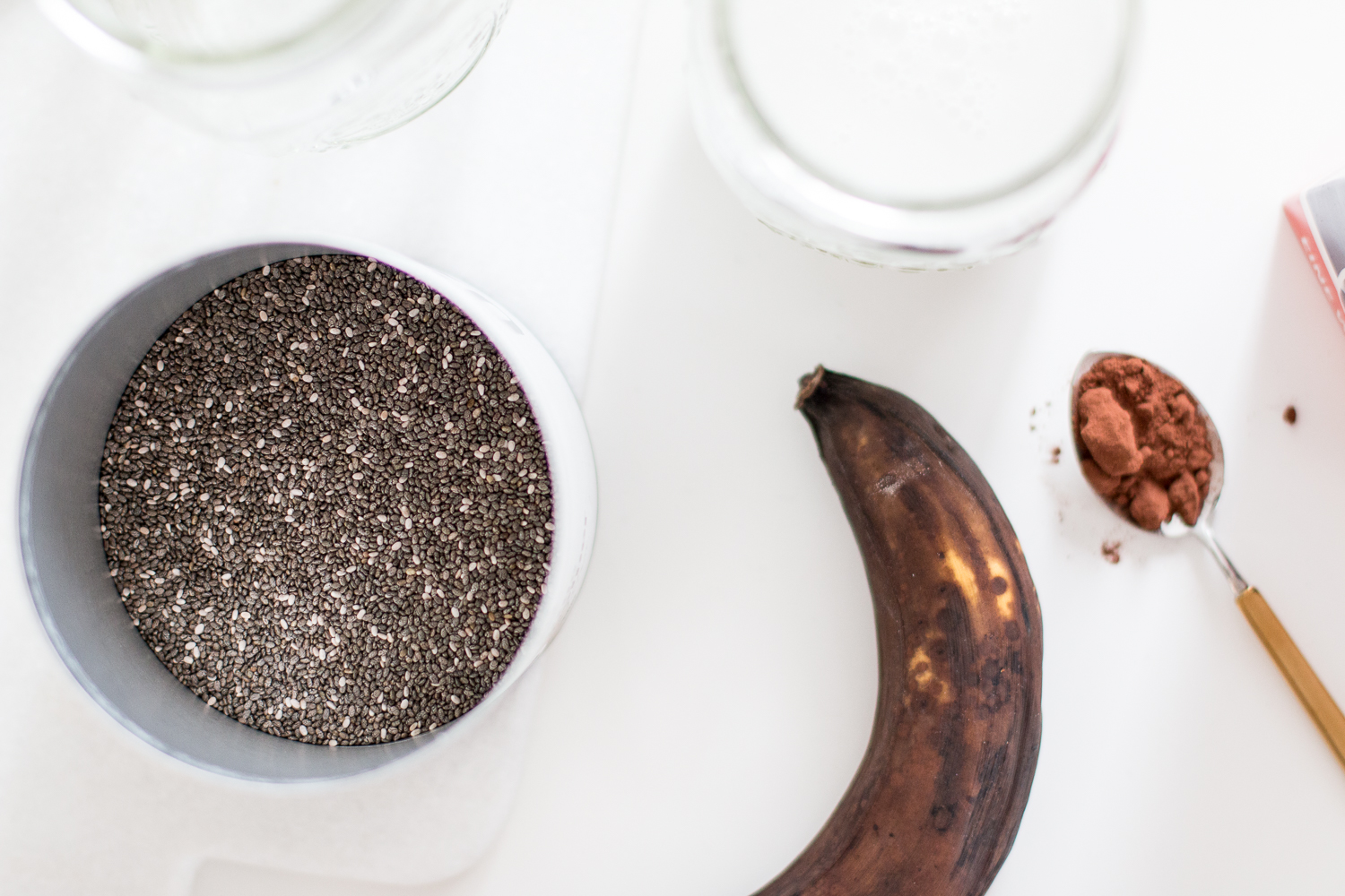 Healthy Chocolate-Banana Shake | Love Daily Dose