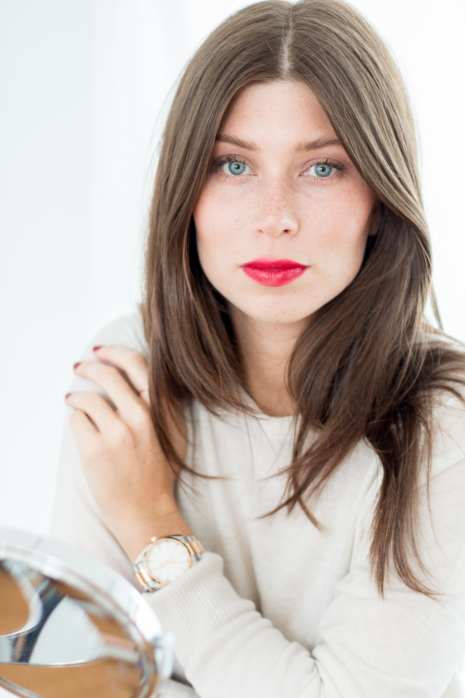 L'Oreal Paris Make-Up Tutoria: French Chic | Love Daily Dose