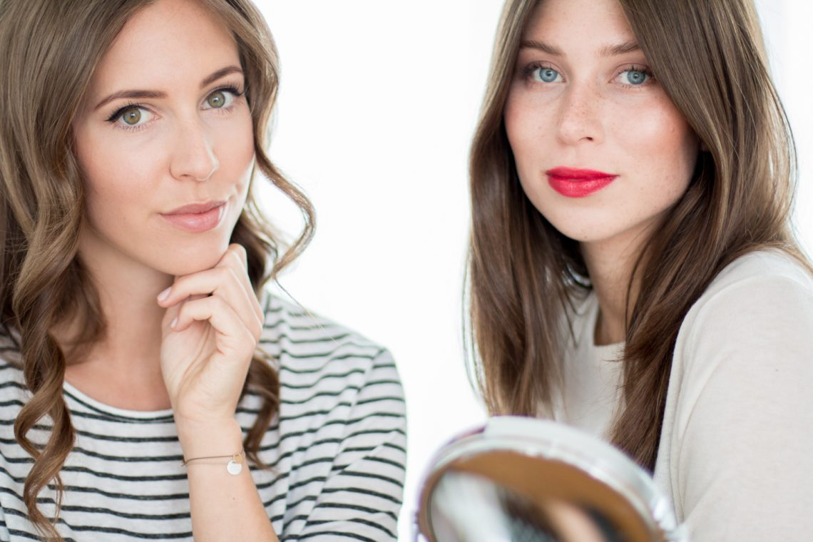 Make-Up Tutorial: French Chic