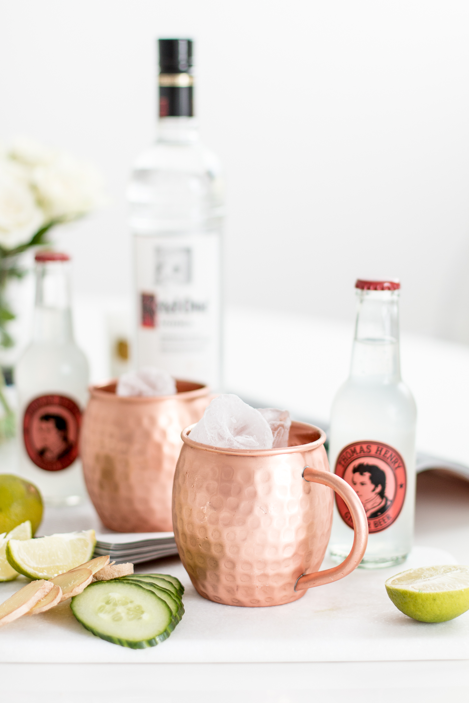 Moscow Mule Rezept | Love Daily Dose