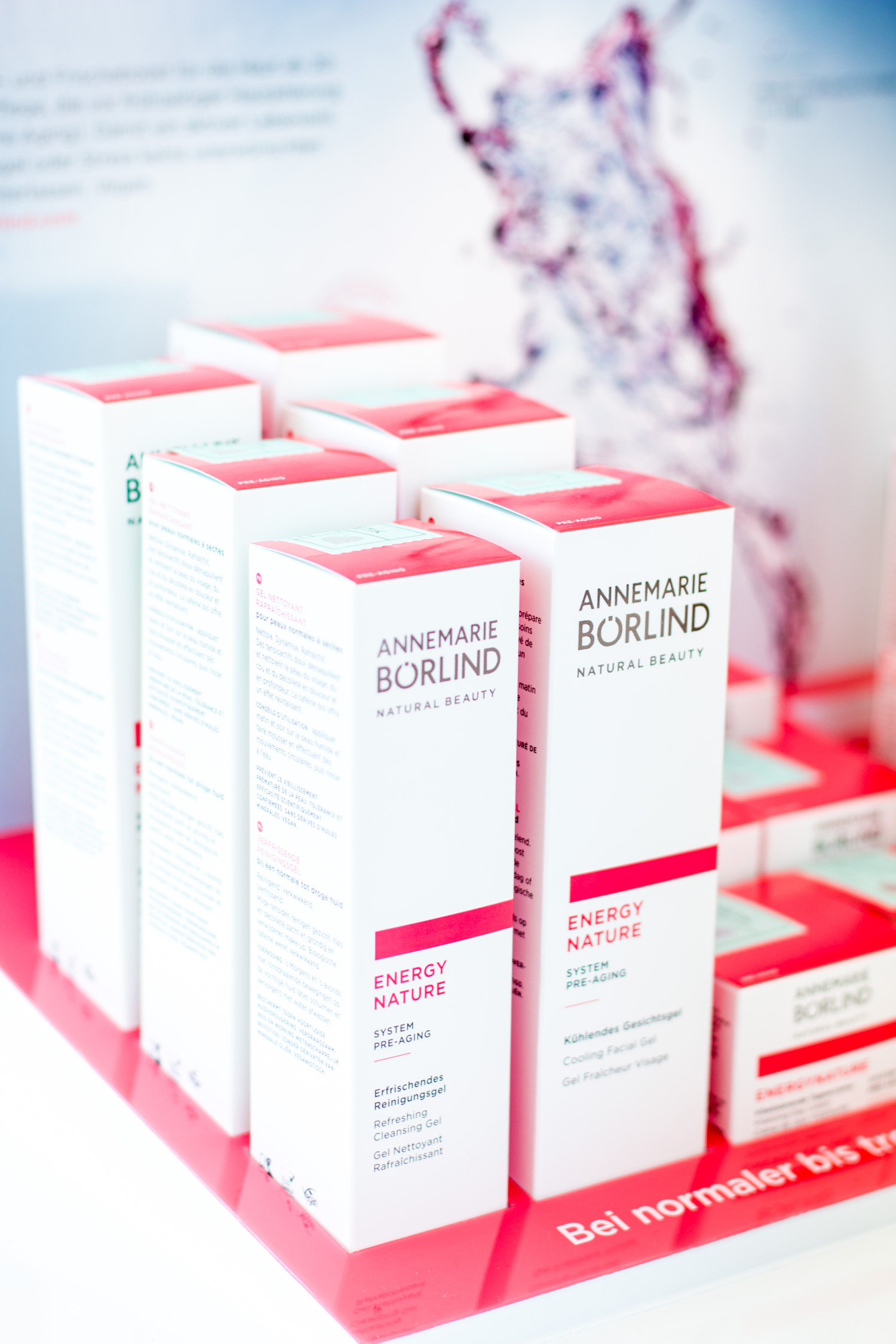 Out & About: Annemarie Börlind Energynature | The Daily Dose