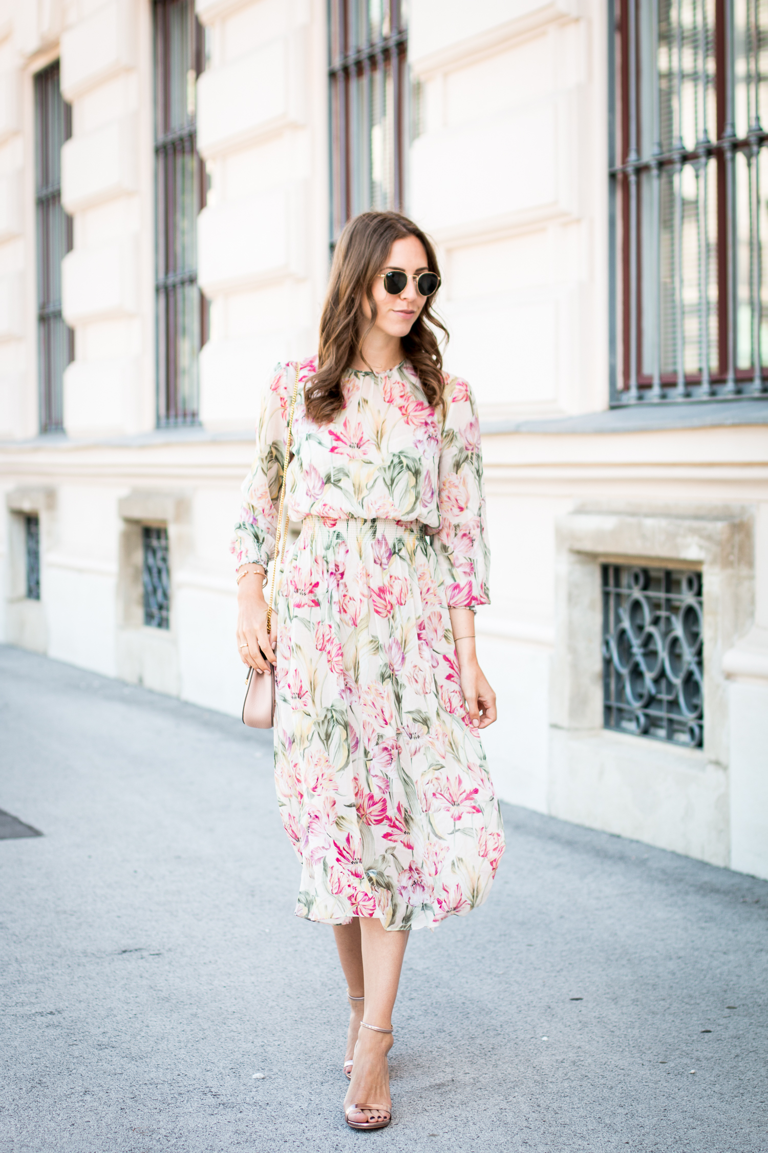 Wedding Week: Floral Wedding Attire | Love Daily Dose