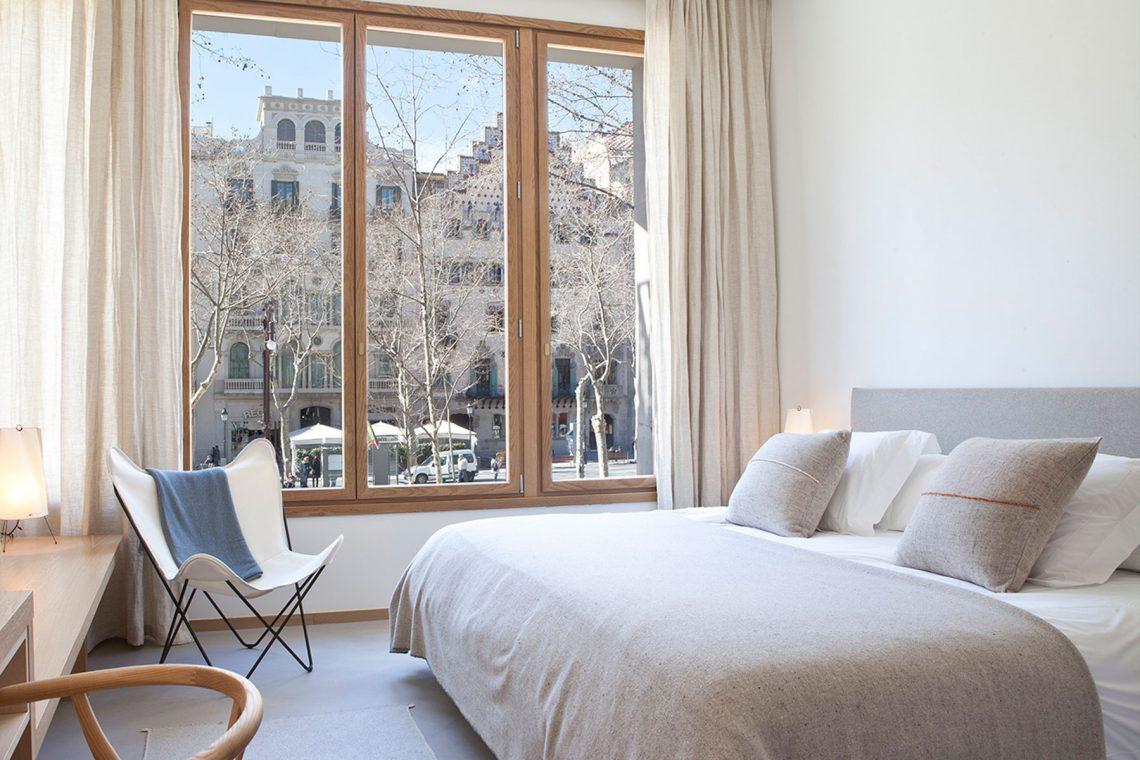 5 Hotels: Barcelona