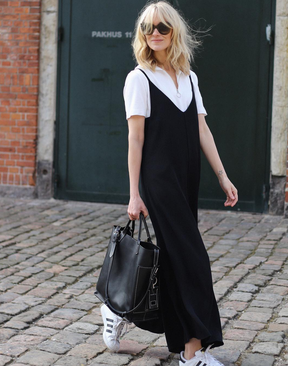 Summer Trend: Dresses over Shirts | Love Daily Dose