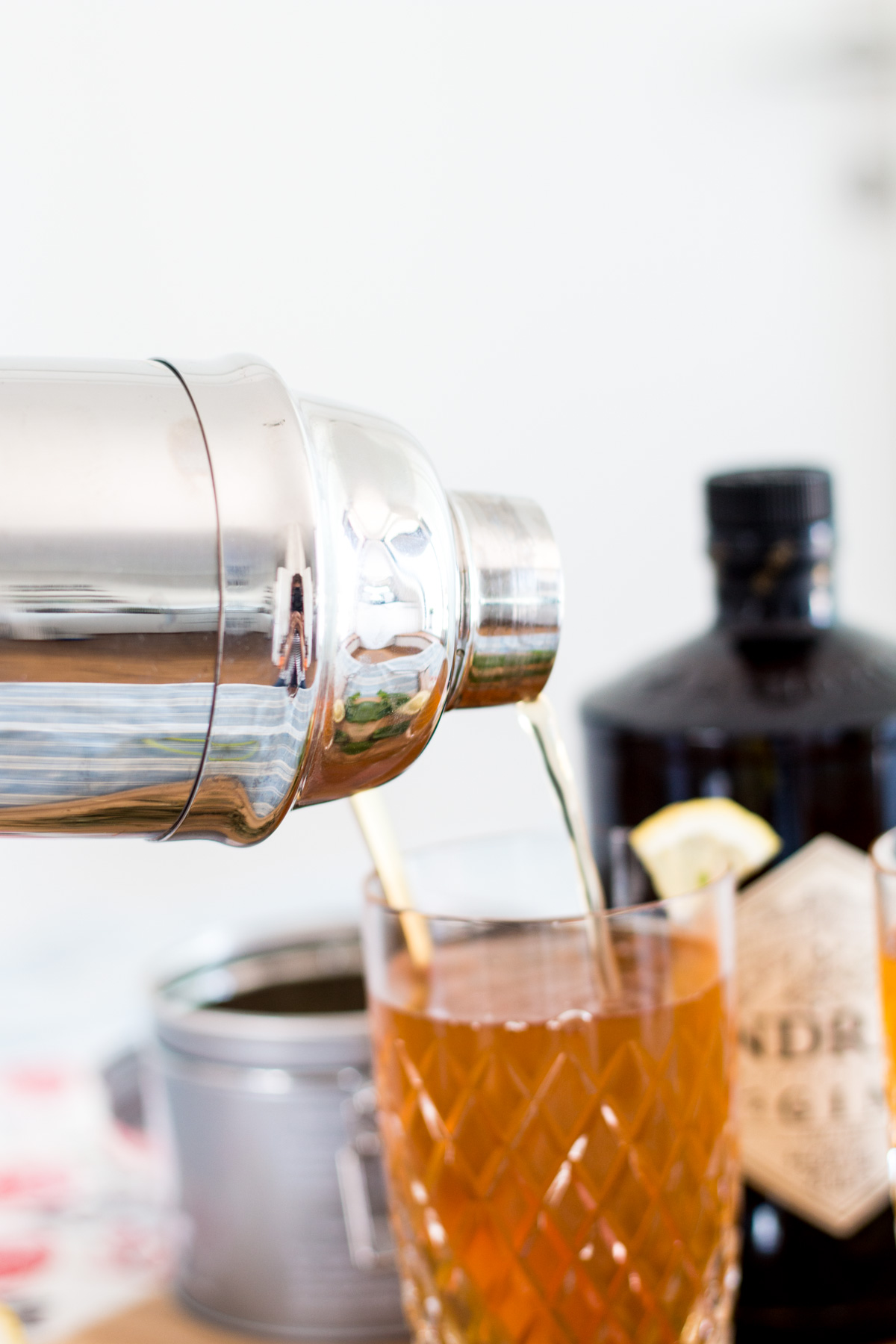 Bubbly Friday: Earl Grey Iced Tea | The Daily Dose