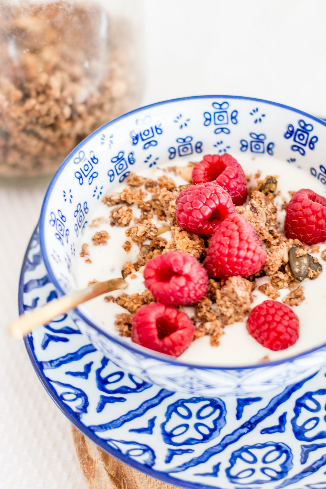 Rezept: Coconut Granola