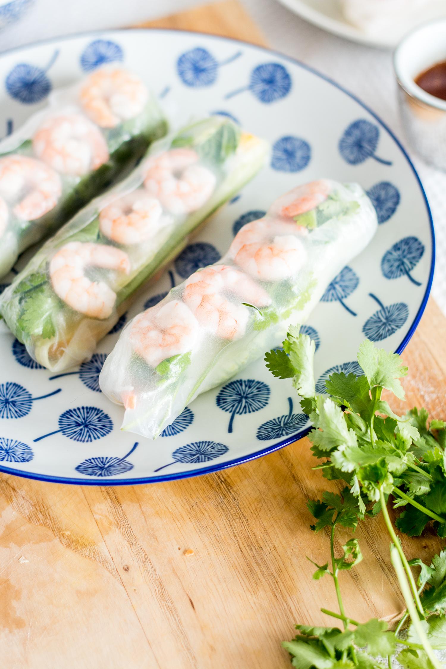Vietnamese Summer Rolls Recipe   Love Daily Dose