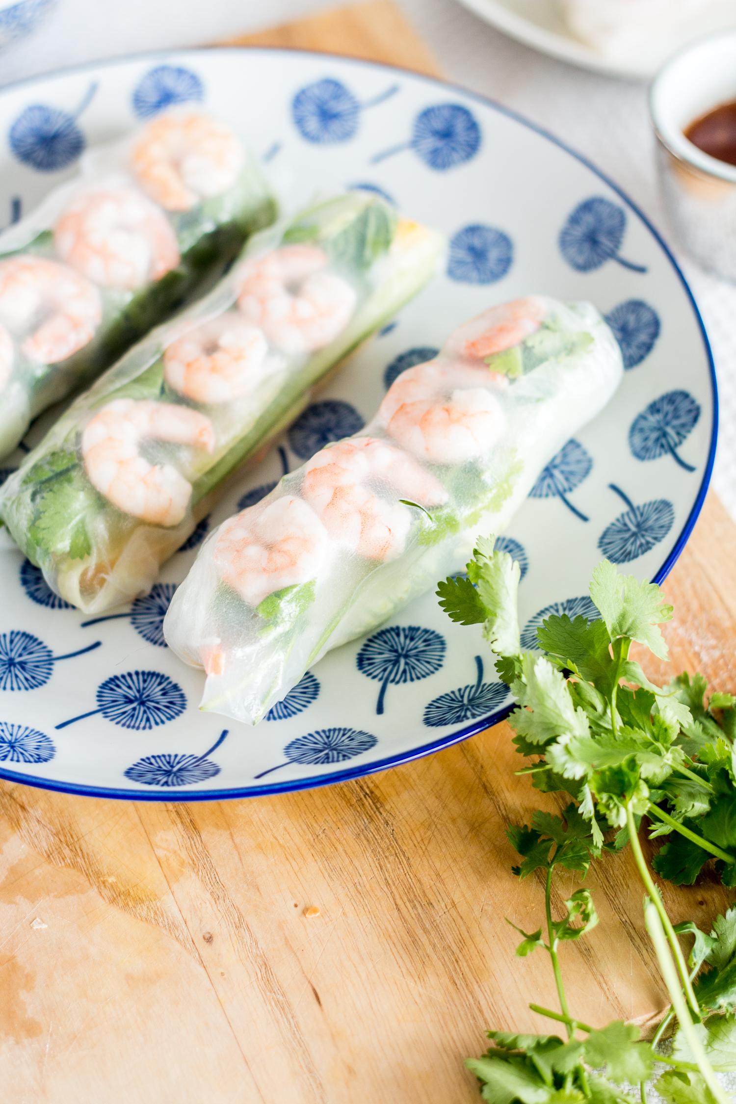 Vietnamese Summer Rolls Recipe | Love Daily Dose