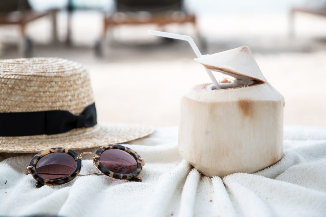 Coco Love: 5 Benefits Of Coconut Water