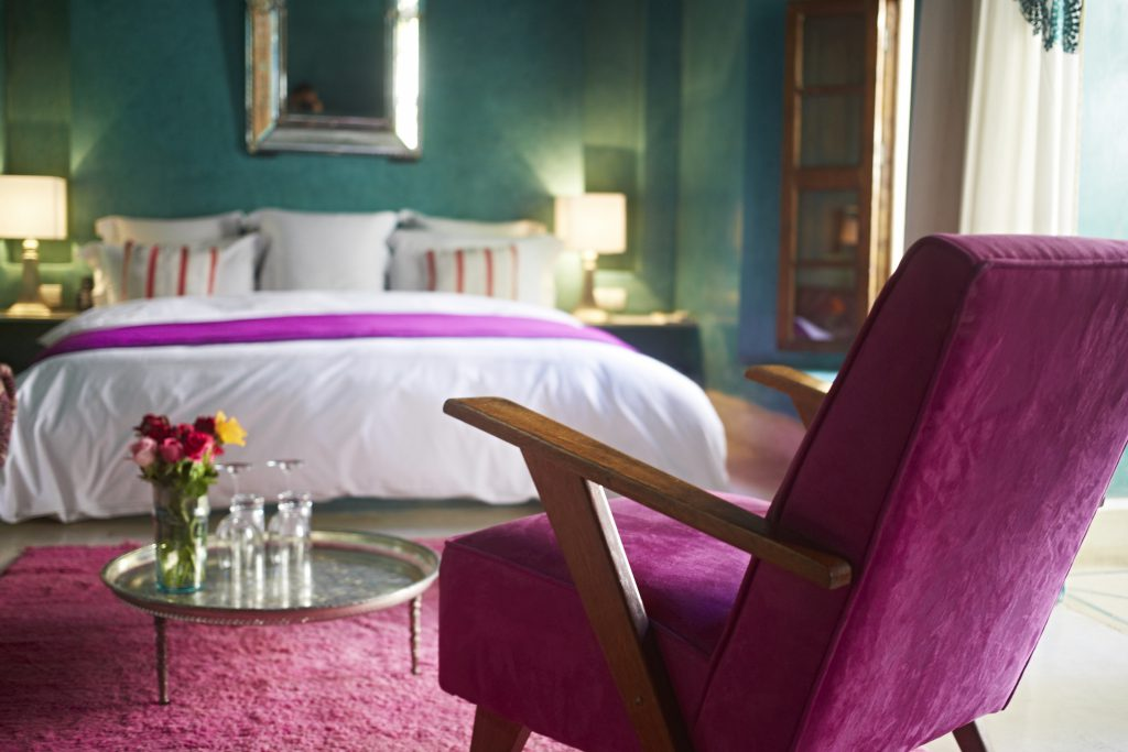 5 Hotels: Marrakech