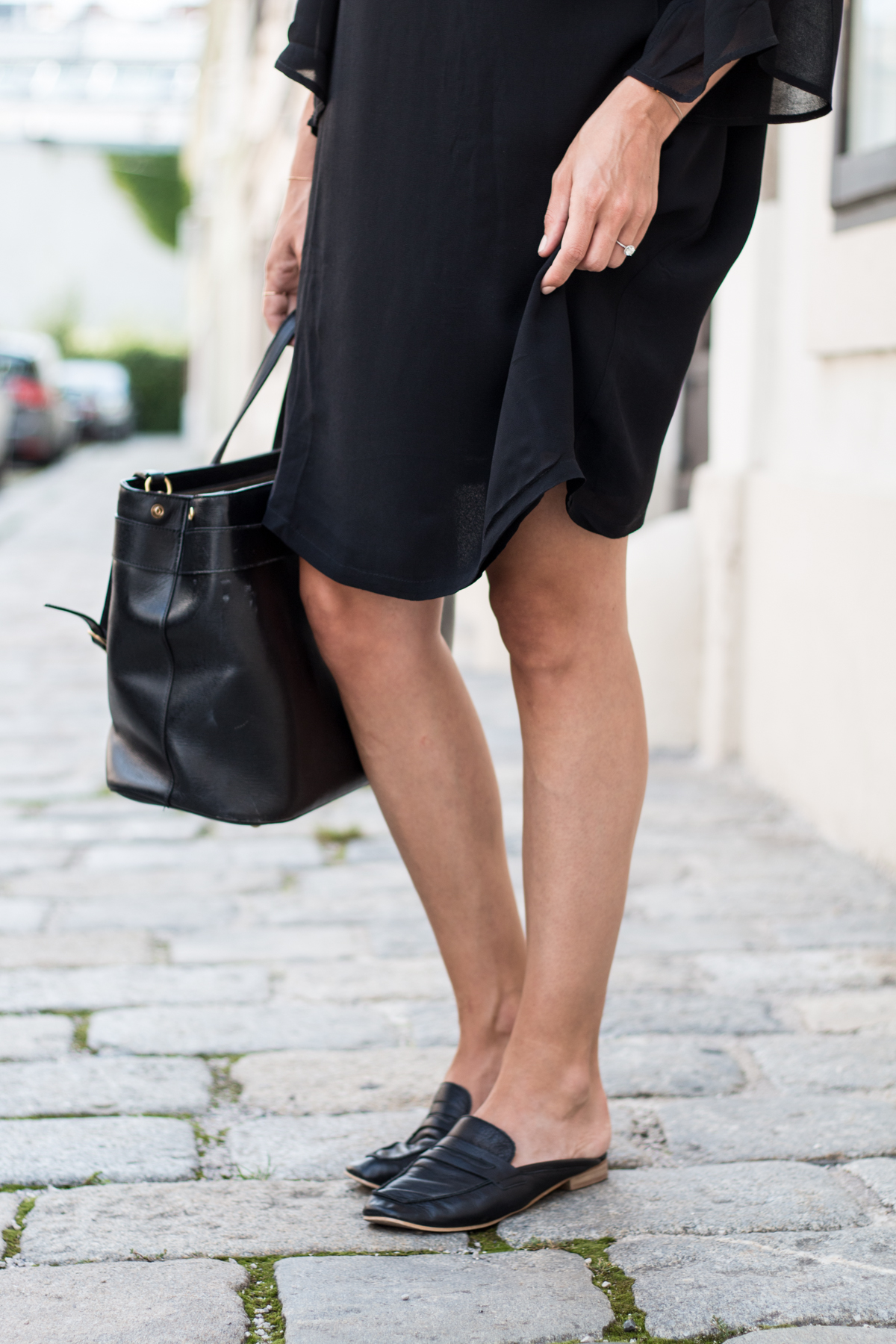 LBD Dressed Down | The Daily Dose